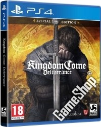 Kingdom Come: Deliverance Special Edition uncut (PS4)