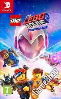 LEGO Movie 2 The Videogame (Nintendo Switch)
