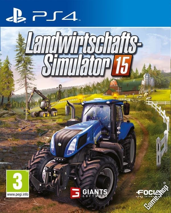 landwirtschafts simulator 15 ps4 bei kaufen. Black Bedroom Furniture Sets. Home Design Ideas