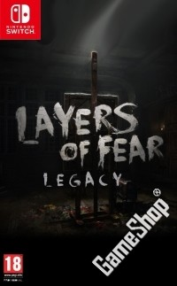 Layers of Fear Legacy uncut (Nintendo Switch)