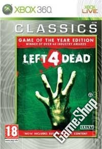 Left 4 Dead classic Game Of The Year uncut (Xbox360)