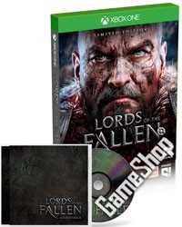 Lords of the Fallen Limited EU Edition inkl. 2 DLCs