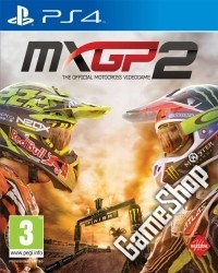 MX GP 2 - The Offical Motocross Game 2 EU (PS4)