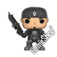 Marcus Fenix Gears of War POP! Vinyl Figur (10 cm)