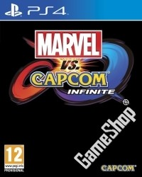 Marvel vs. Capcom Infinite Collectors Edition (PS4)