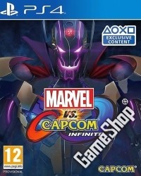 Marvel vs. Capcom Infinite Deluxe Edition (PS4)