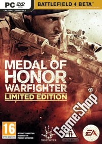 Medal of Honor 2: Warfighter Limited Edition uncut