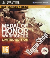Medal of Honor 2: Warfighter Limited Edition uncut (PS3)