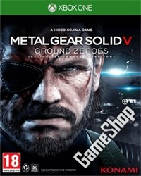 Metal Gear Solid 5: Ground Zeroes uncut