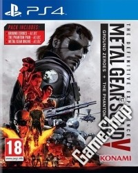 Metal Gear Solid 5: The Definitive Experience uncut (PS4)
