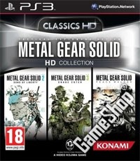 Metal Gear Solid HD Collection uncut