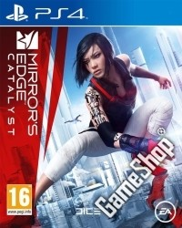 Mirrors Edge Catalyst uncut (PS4)