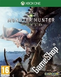 Monster Hunter: World Bonus Edition (Xbox One)