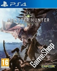 Monster Hunter: World Bonus Edition (PS4)
