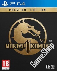 Mortal Kombat 11 Premium Edition uncut (PS4)