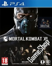 Mortal Kombat XL uncut (PS4)