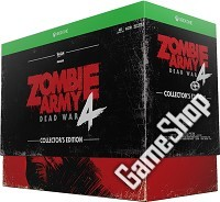 Nazi Zombie Army 4: Dead War Collectors Edition (Xbox One)