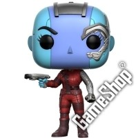 Nebula Guardians of the Galaxy 2 POP! Vinyl Figur (10 cm) (Merchandise)
