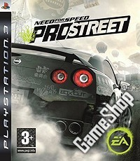 Need for Speed: Prostreet (PS3)