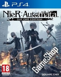 NieR: Automata Early Delivery PEGI uncut Edition + 7 Boni