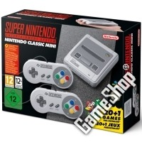 Nintendo Classic Mini: Super Nintendo Entertainment System (SNES) (Gaming Zubehör)