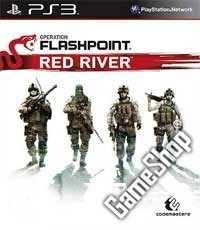 Operation Flashpoint 3: Red River uncut