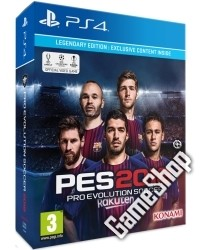 PES 2018: Pro Evolution Soccer Legendary Edition
