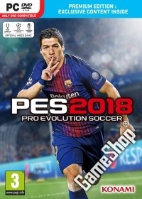 PES 2018: Pro Evolution Soccer Premium Edition (PC)
