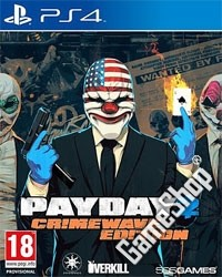 Payday 2 Limited Crimewave Edition EU uncut