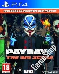 Payday 2 The Big Score EU Edition uncut (PS4)