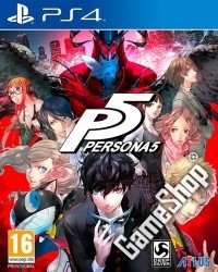 Persona 5 AT Limited Steelbook Edition inkl. 8 DLCs