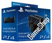 DualShock 4 Sony Ladestation
