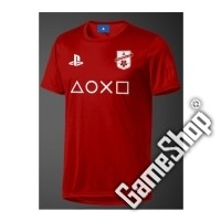 PlayStation eSport Gear T-Shirt rot (L)
