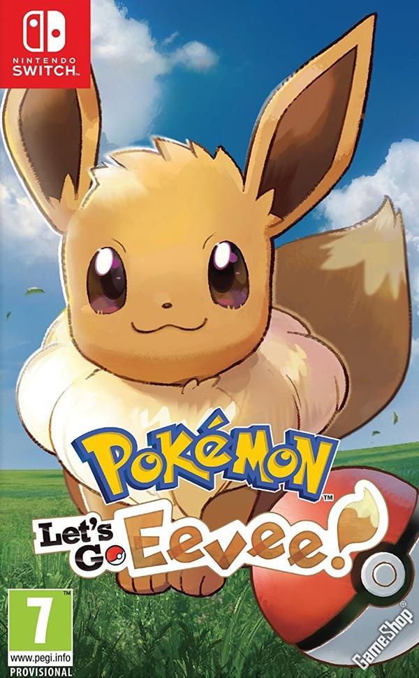 Nintendo switch pokemon lets go evoli - Pokemon noir 2 evoli ...