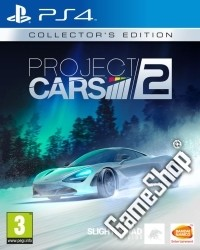Project CARS 2 Collectors Edition (PS4)
