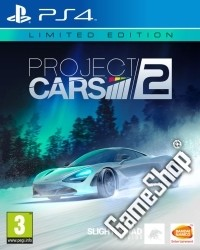 Project CARS 2 Limited Steelbook Edition