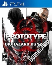 Prototype: Biohazard Bundle US Limited uncut