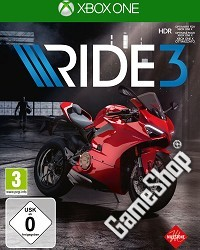 RIDE 3 inkl. DLC (Xbox One)