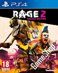 RAGE 2 Deluxe Tattoo Sleeve Edition uncut (PS4)
