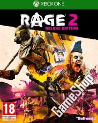 RAGE 2 Deluxe Tattoo Sleeve Edition uncut (Xbox One)