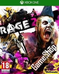 RAGE 2 Tattoo Sleeve Edition uncut inkl. Bonus (Xbox One)