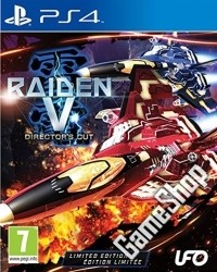Raiden V: Directors Cut Limited EU Edition