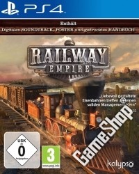 Railway Empire Bonus Edition (PS4)