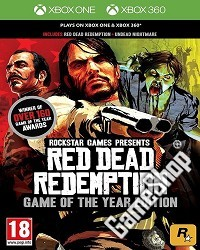 Red Dead Redemption Game of the Year Edition classic uncut kompatibel mit (Xbox One)