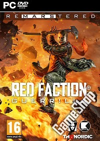 Red Faction Guerrilla Re-Mars-tered uncut