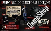 Resident Evil 2 Remake Collectors Edition uncut (CH Import) (PS4)