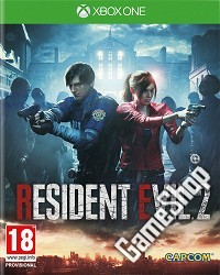 Resident Evil 2 Remake HD uncut (Xbox One)