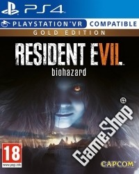 Resident Evil 7: Biohazard Gold Edition EU uncut inkl. 3 DLCs (PS4)