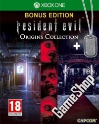 Resident Evil Origins Collection uncut + Dog Tag inkl. Bonus DLC uncut
