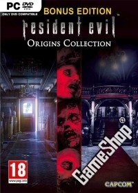 Resident Evil Origins Collection uncut